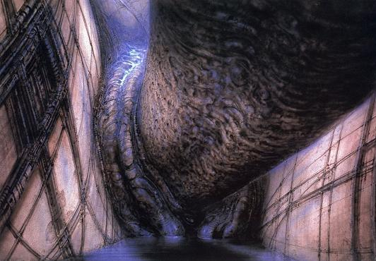 [Bloodlines Phase 1.5] En un lieu inconnu et sombre... Giger-3