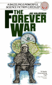 The Forever War -- Ballantine Books US 1976