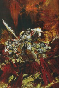 Warhammer 40k The Emperor's Might Art Book 17