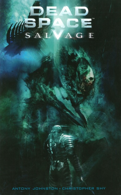 Dead Space Salvage Cover