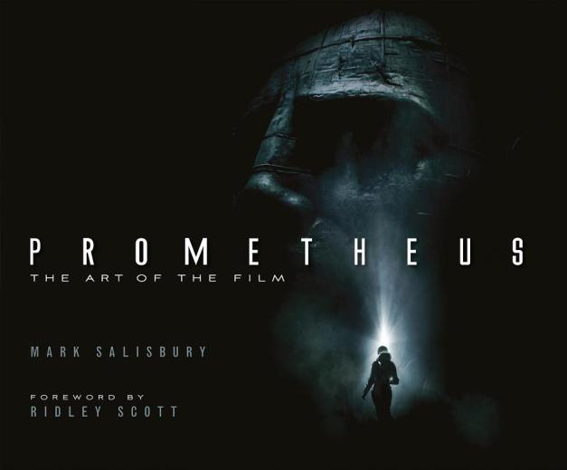 Prometheus The Art of the Film Cover