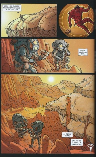 Prophet Issue 21 -- Simon Roy