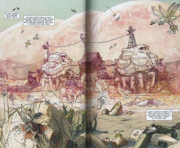 Prophet Issue 22 -- Simon Roy