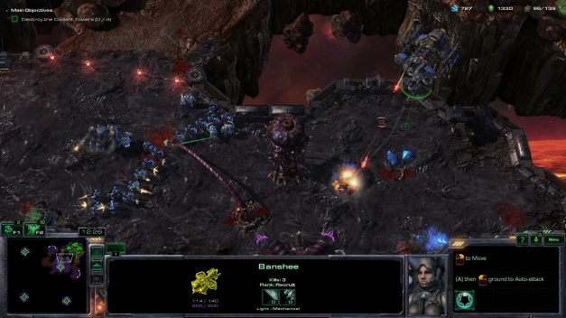 StarCraft II Wings of Liberty 19