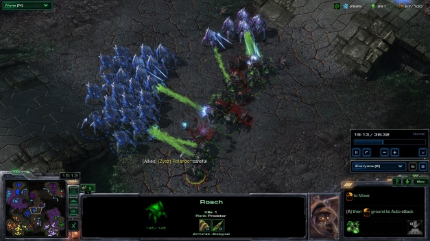 StarCraft II Wings of Liberty 23