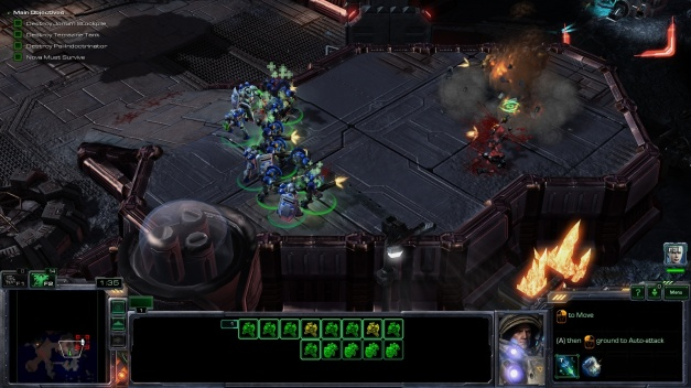 StarCraft II Wings of Liberty 4