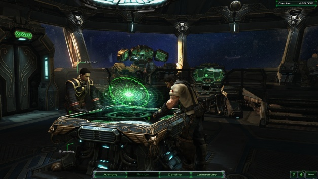 StarCraft II Wings of Liberty 7